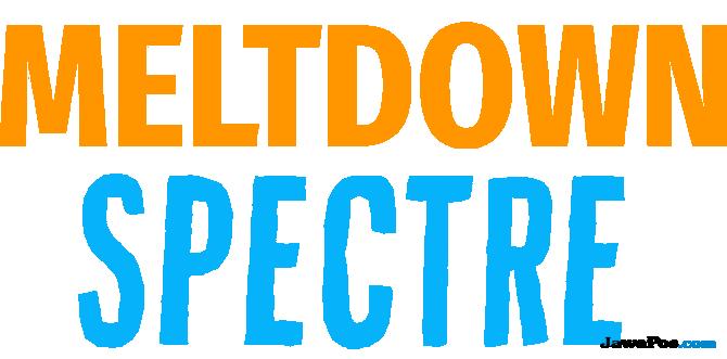 meltdown dan spectre