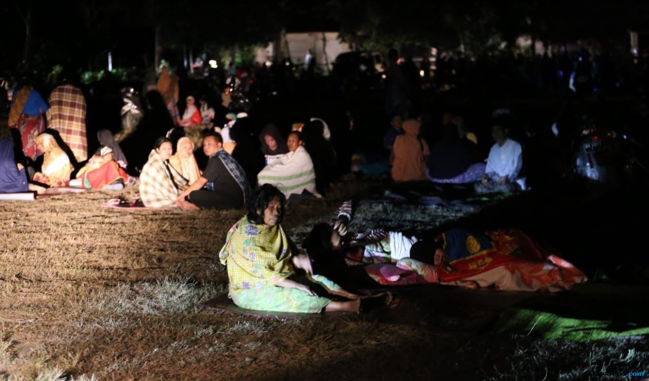 Gempa 7 SR Lombok, Selamet: Ini Lebih Besar dan Lebih Lama