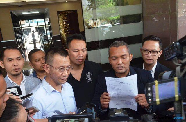 Geram, Angel Lelga Tutup Pintu Maaf untuk Vicky Prasetyo