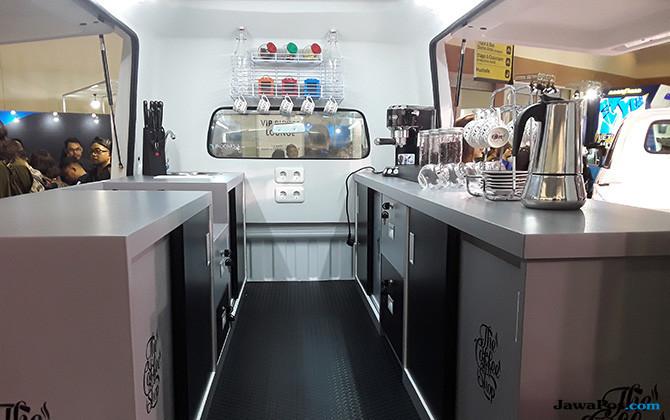 Gesit Menjemput Rezeki Bersama Mobil Toko Suzuki Mega Carry
