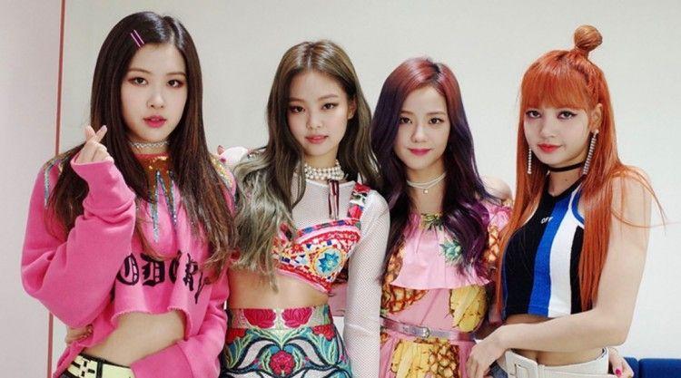 Girlgrup K-pop Pertama, Blackpink Ikuti BTS ke Good Morning America