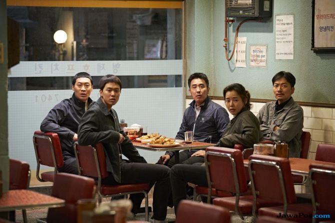 Gong Myung Ungkap Adegan Berkesan di Film Extreme Job