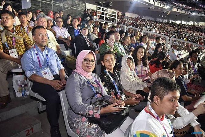 Gubernur Anies Hadir di Opening Asian Games, tapi Duduk Terpisah
