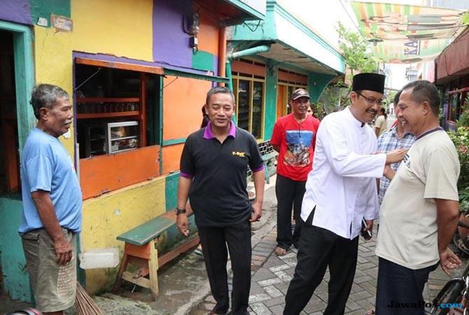 Gus Ipul Puji Kesuksesan Warga Eks Lokalisasi Dalam Membangun UMKM