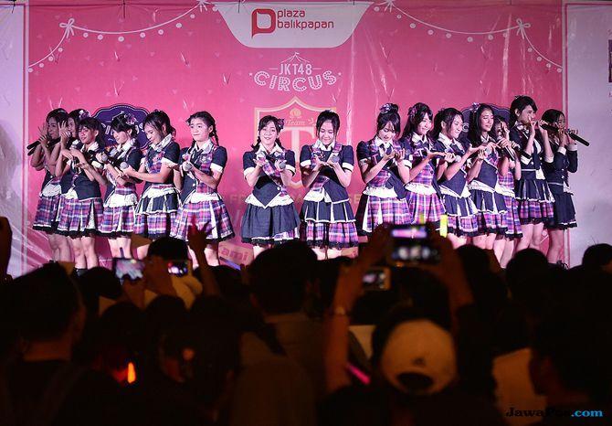 Handshake di Balikpapan, Fans Berharap Sayaya Tetap di JKT48
