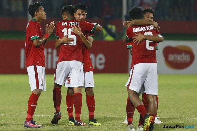 Head to Head Indonesia U-16 vs Thailand U-16: Ulangi Memori Tahun Lalu