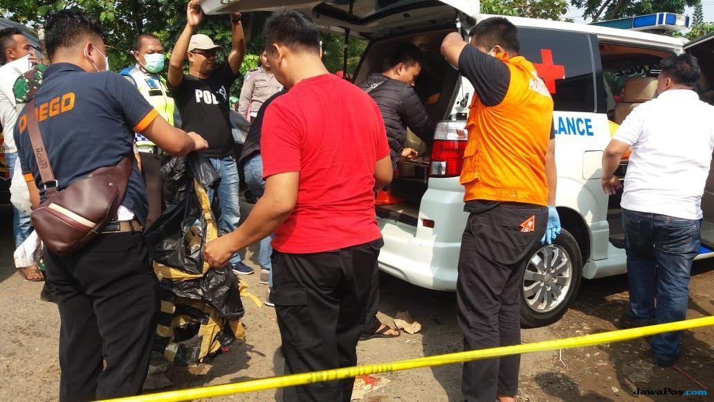 Hebohkan Warga, Mayat Laki-laki Ditemukan di Dalam Drum Biru