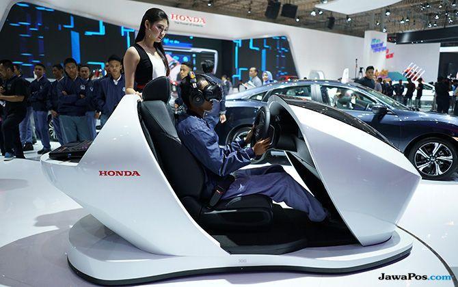 Honda Mentransfer Teknologi Kepada 65 Siswa SMK