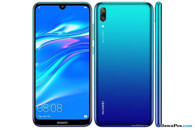 Huawei Y7 Pro 2019, Huawei Y7 Pro 2019 Indonesia, Huawei Y7 Pro 2019 harga