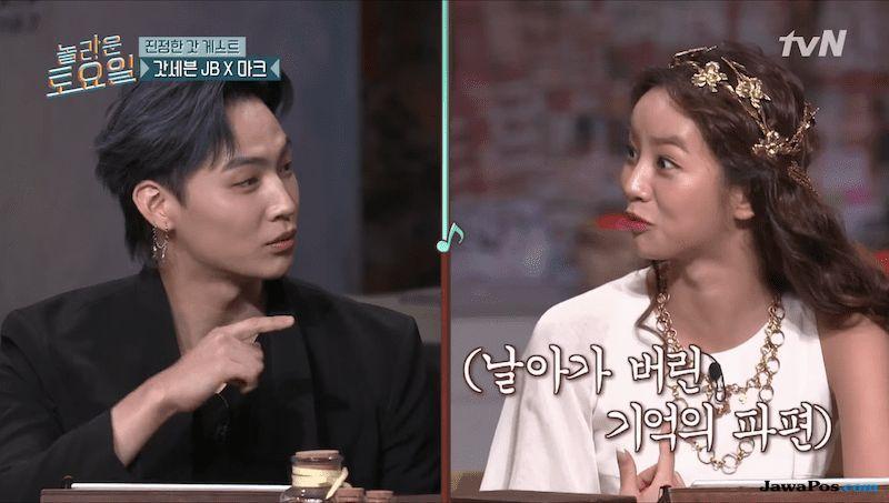 Hyeri 'Girls Day' Bicara Informal Padanya, JB 'GOT7' Ngambek