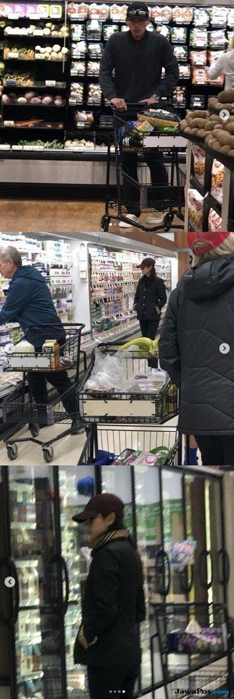 Hyun Bin dan Son Ye Jin Tertangkap Kamera Kencan Lagi di Supermarket