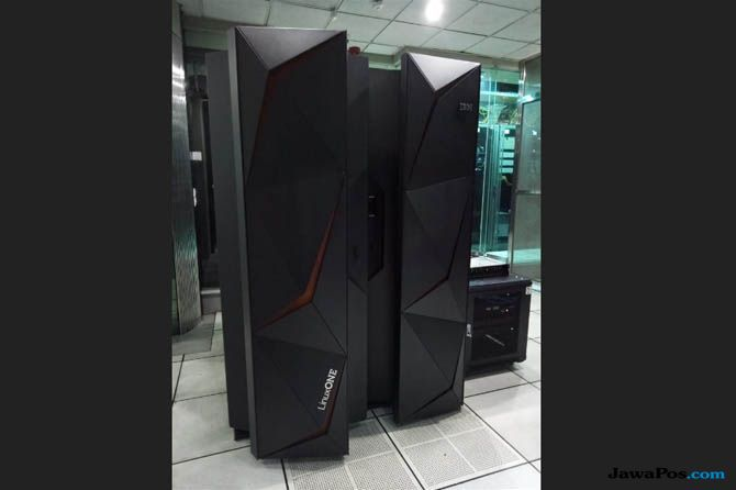 IBM LinuxOne, server IBM LinuxOne, IBM Indonesia