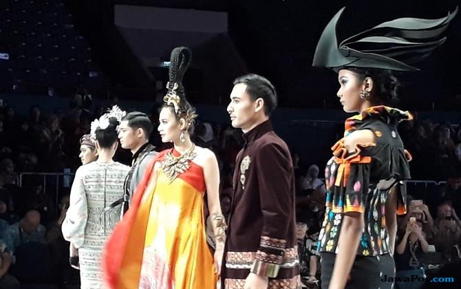 IFW Permudah Ambisi Indonesia Jadi Kiblat Fashion Muslim 2020