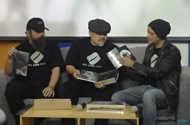 Ikuti Jejak Endank Soekamti, NTRL Gairahkan Penjualan Album Fisik