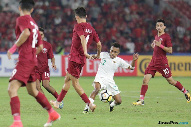 Indra Sjafri, Timnas U-19, Timnas U-19 Indonesia, Piala Asia U-19 2018, Qatar