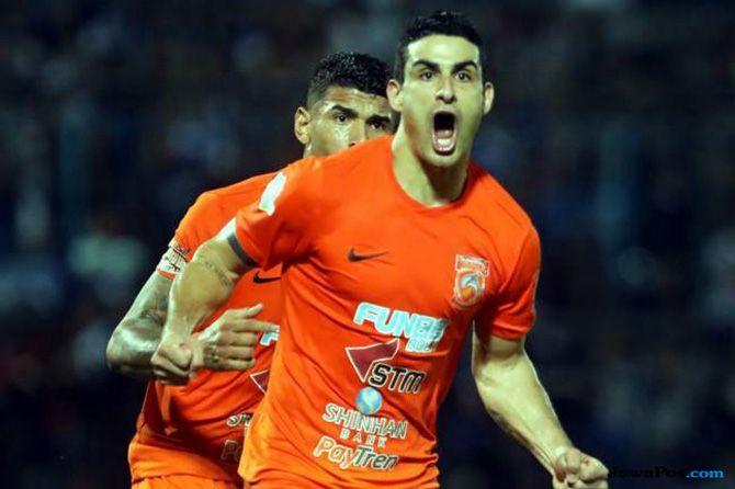 Borneo FC, Liga 1 2019, Skuad Sementara, Fabio Lopez