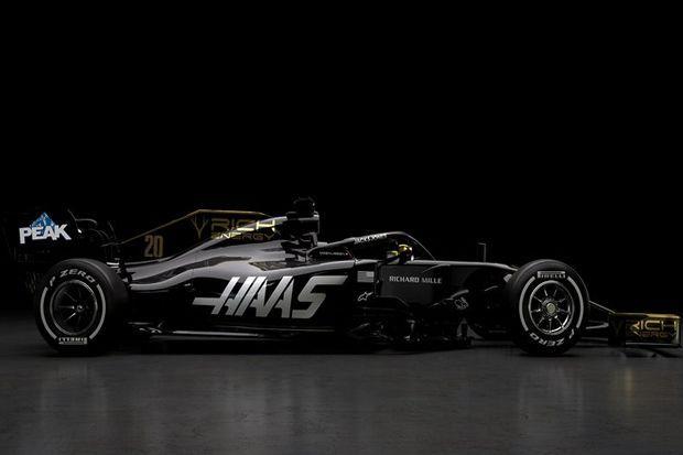 Formula 1 2019, F1 2019, Haas, Mobil formula 1