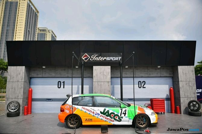 Intersport Proper Car Contest Tabur Wajah Baru Modifikasi Indonesia