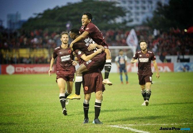 Persija Jakarta, Mitra Kukar, PSM Makassar, PSMS Medan, Liga 1 2018