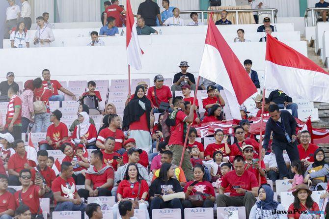 Jadwal Siaran Langsung TV Timnas Indonesia vs Kamboja