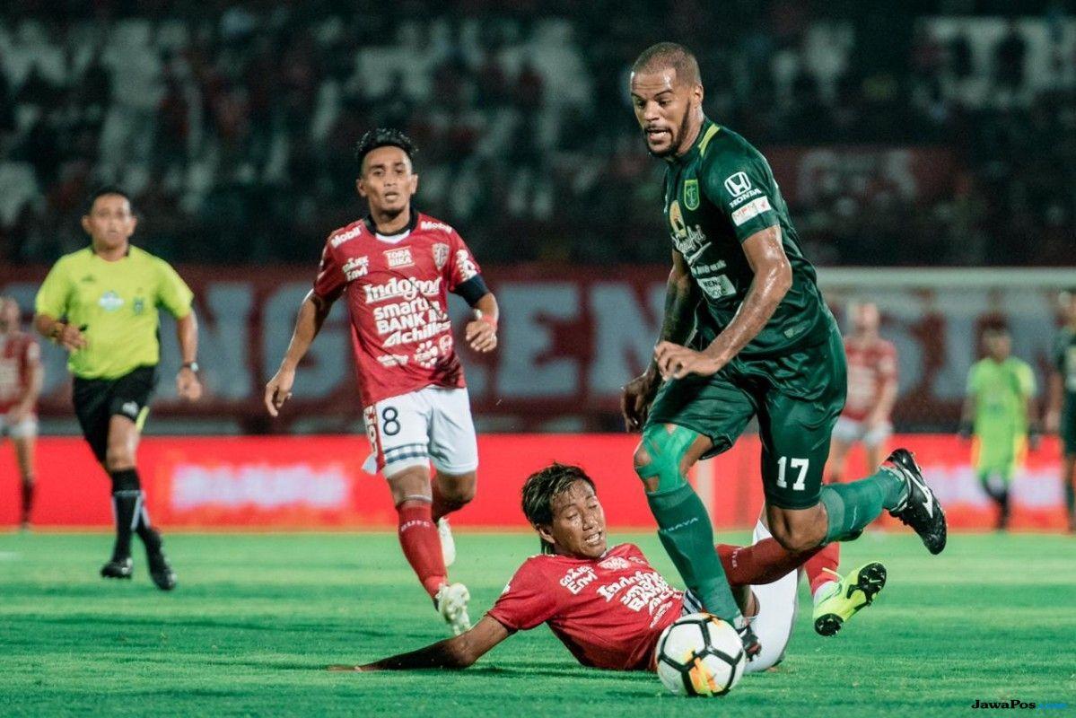 Bali United, Persebaya Surabaya, Liga 1 2018