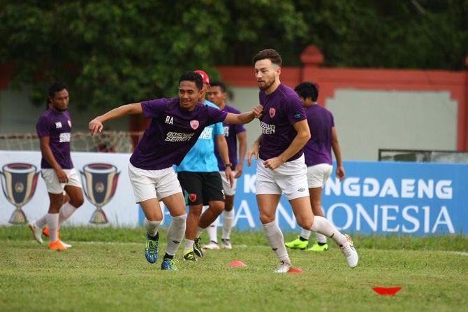 Jelang Hadapi Home United di AFC Cup, Ini yang Dilakukan PSM Makassar