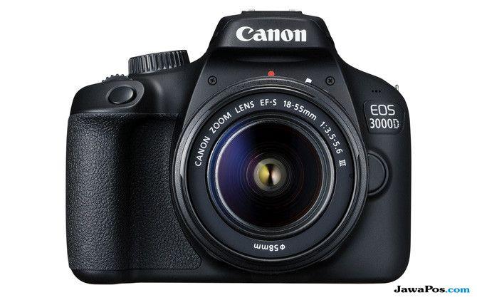 Canon EOS, Canon EOS 3000D, keunggulan Canon EOS 3000D