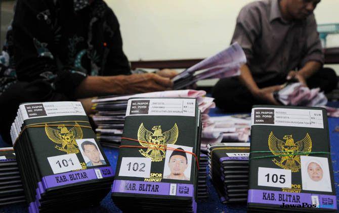Jelang Keberangkatan Jamaah Haji, Kemenag Terbitkan 15 Ribu Visa