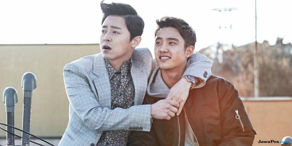 Jo Jung Suk Pilih D.O EXO Sebagai Adiknya Dibandingkan Ryu Jun Yeol