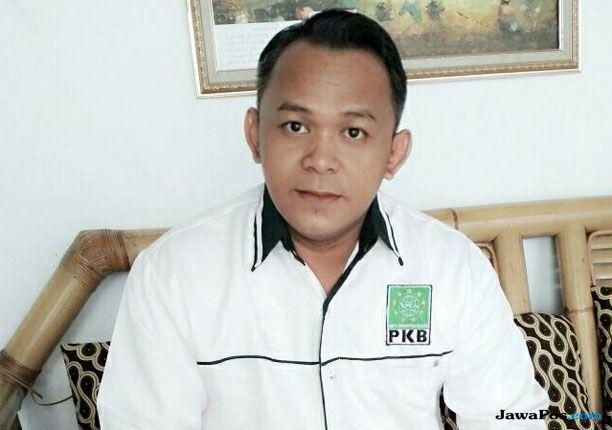 Ketua Lembaga Pemenangan Pemilu (LPP) DPC PKB Kabupaten Cirebon, Waswin Janata