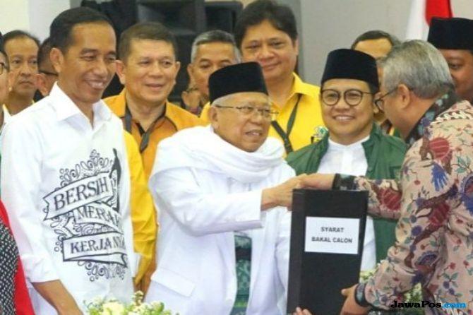 Jokowi-Ma'ruf Unggul di NU, Prabowo-Sandi di Muhammadiyah dan FPI