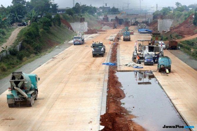 Proyek Jalan Tol
