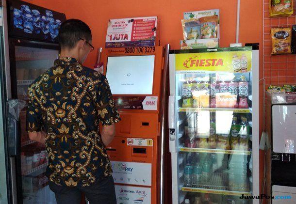 Jual Air Zam Zam Jadi Andalan OK OCE Mart Kemayoran