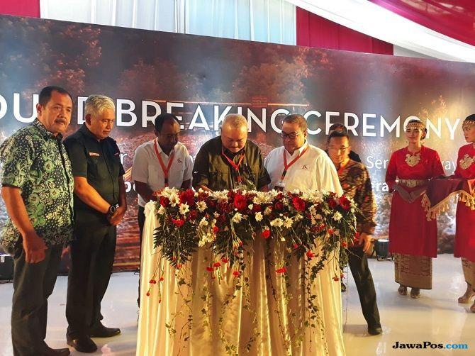 KA Khusus Batu Bara Servo Railway Mulai Konstruksi November 2018