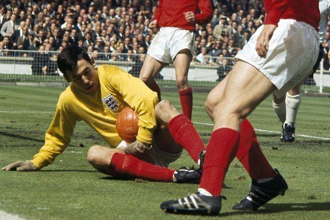Gordon Banks, Timnas Inggris, Piala Dunia 1966, Kiper Inggris