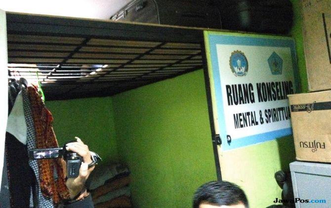 Kadisdik: Ruang Konseling SMK SPN Dirgantara Batam Tak Layak