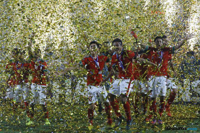 Final Piala AFF U-16 2018, Piala AFF U-16 2018, Timnas U-16, Timnas U-16 Indonesia, Thailand