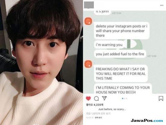 Kakak Kyuhyun Super Junior Diancam Dibunuh, Label SJ Turun Tangan