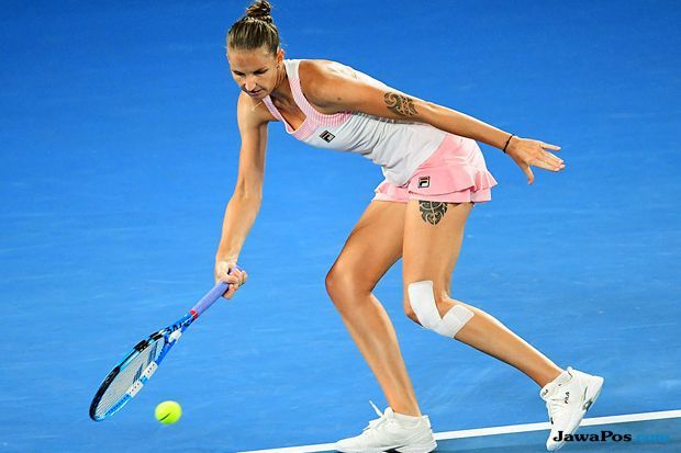 Tenis, Australia Terbuka 2019, karolina pliskova