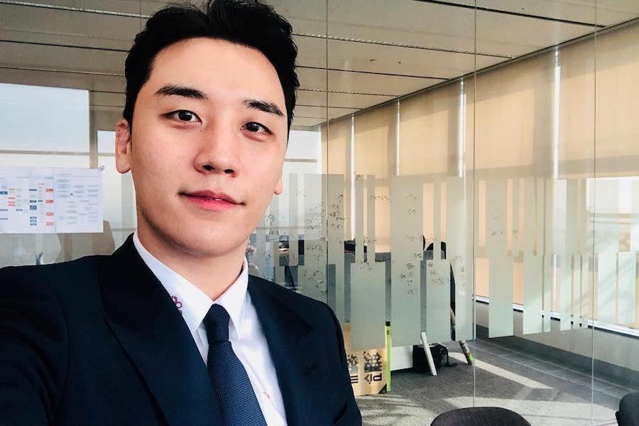 Kang Daniel Dikaitkan dengan Kasus Seungri Bigbang dan Burning Sun