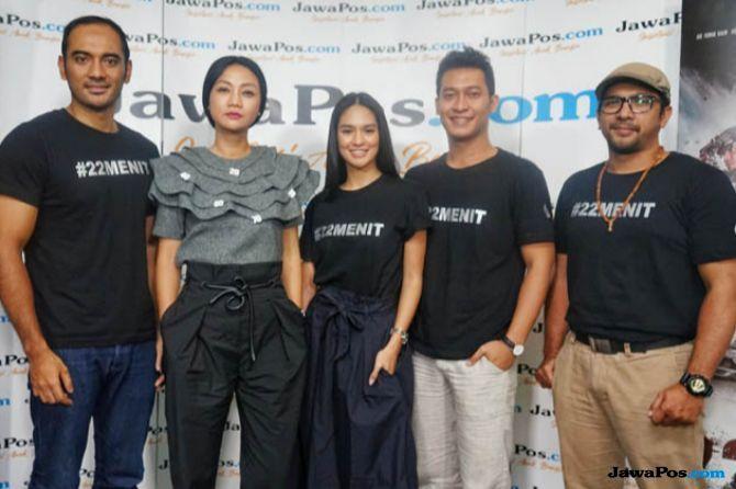 Kapolri Ngaku Tak Punya Anggaran Ajak Nobar Film 22 Menit