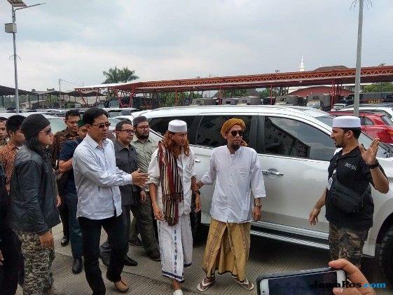 Kawal Pemeriksaan, Sejumlah Ormas Minta Habib Bahar Dibebaskan