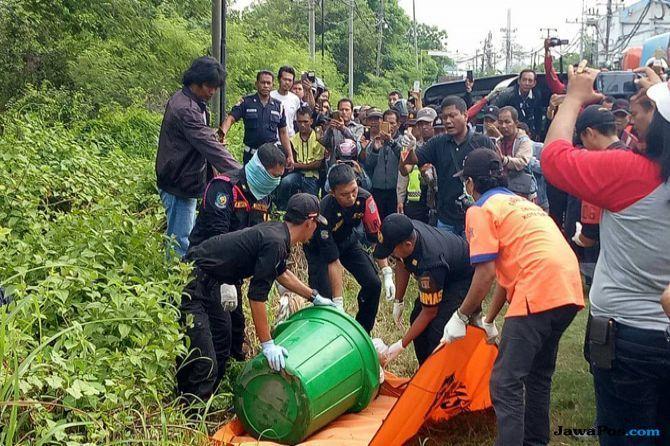 Kedipan Mata Jadi Kode Pembunuhan Berencana Bos Laundry Surabaya