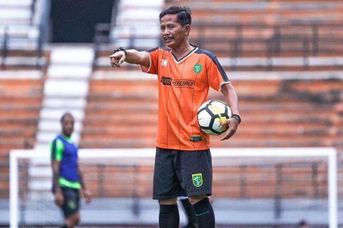 Manuchekhr Dzhalilov, Persebaya Surabaya, Nelson Alom, Rendi Irwan, Djadjang Nurdjaman