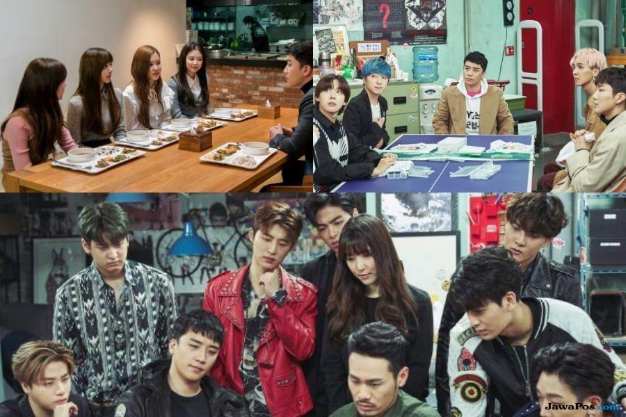 Keluar YG, Park Bom Malah Ikut Main 'YG Future Strategy Office'