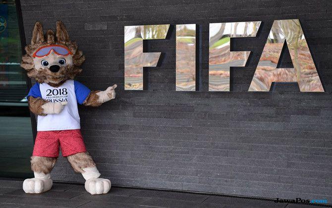 Maskot Piala Dunia 2018