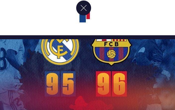 Kembali Permalukan Madrid di Bernabeu, Barcelona Ukir Rekor Menawan