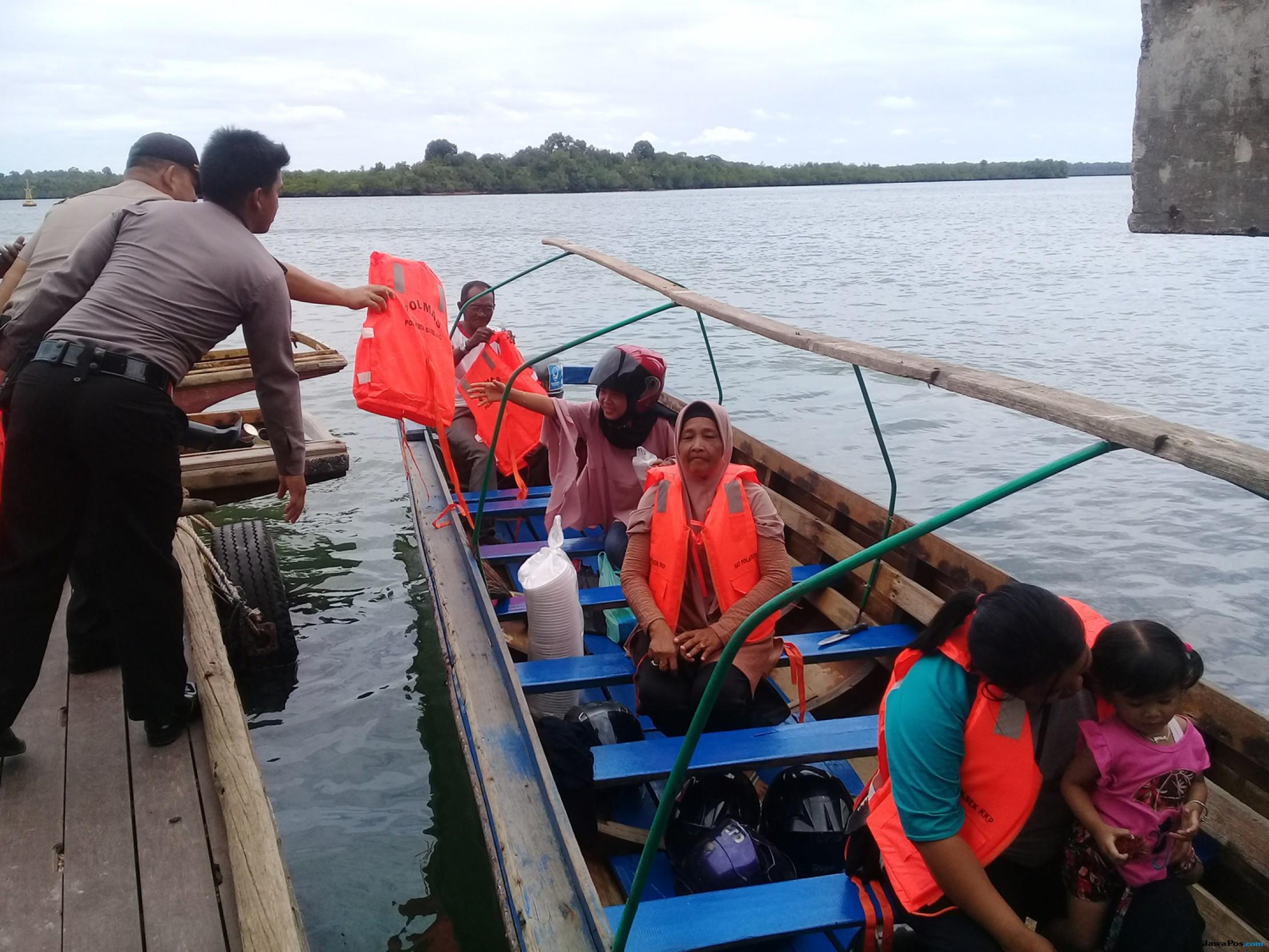Kemenhub Perketat Izin Berlayar di Danau Toba