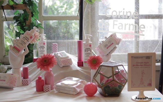 perawatan kulit wajah, tips merawat kulit wajah, perawatan rutin kulit yang tepat, produk baru corine de farme,