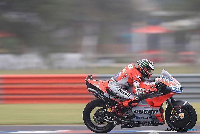 MotoGP, Ducati, Andrea Dovizioso, Jorge Lorenzo